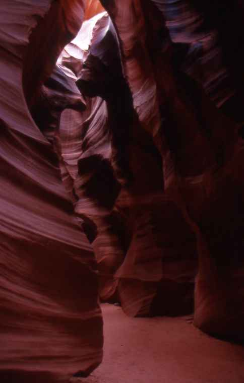 Antelope Canyon 13.9.1994