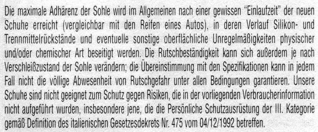 pflicht deutsche betriebsanleitung