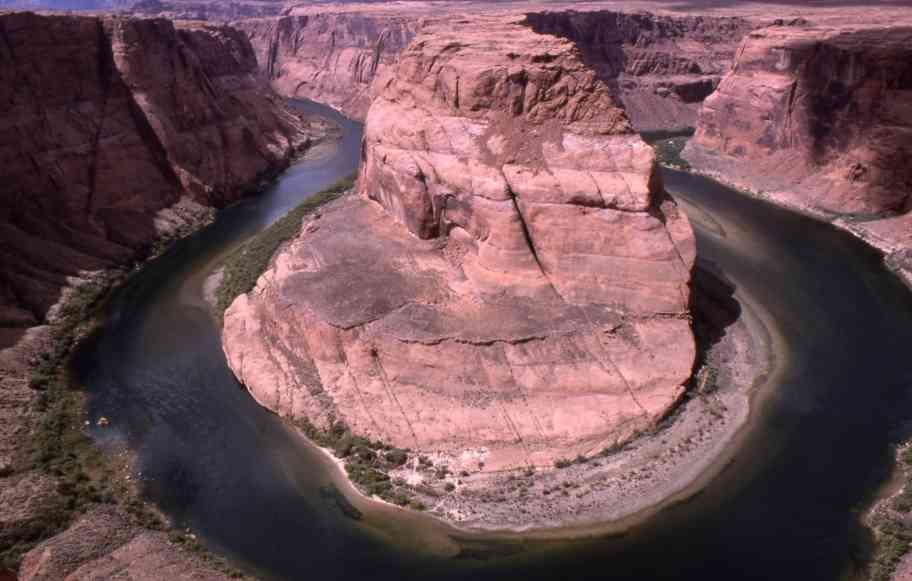 Horseshoe Bend 13.9.1994
